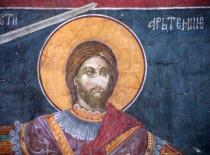 Великомученик Артемий Антиохийский (+ 362)
