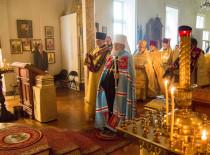 Благочинный Нью-Йоркского благочиния поздравил Первоиерарха Русской Зарубежной Церкви с днем тезоименитства