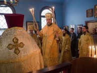 25 октября – Средне-Американскую епархию посетил иерарх Украинской Православной Церкви