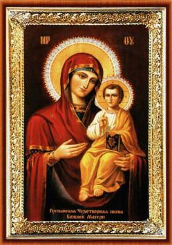 Густынская икона Божией Матери
