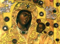 Зимненская икона Божьей Матери