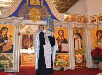 Епископ Манхэттенский доставил в Бруклинский собор чудотворную Курско-Коренную икону