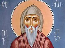 Преподобный Шио Мгвимский – основатель грузинского монашества (VI)