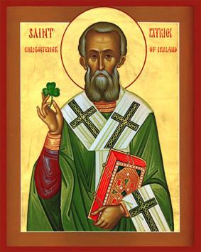 Святой Патрик - просветитель Ирландии