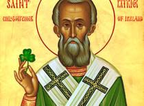 Святой Патрик — просветитель Ирландии (+461)