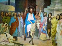 Вход Господень в Иерусалим — Вербное воскресенье
