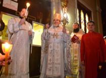 В Бруклинском соборе встретили Светлое Христово Воскресение