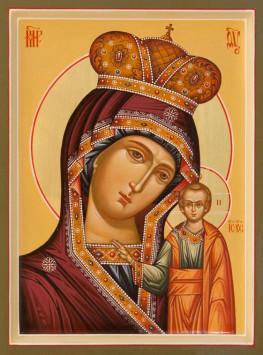 Каплуновская икона Божией Матери