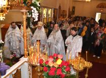 Верующие Бруклина молитвенно почтили память святой Матроны