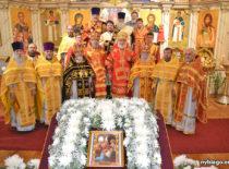 В Бруклинском соборе Нью-Йорка отметили 20-летие архиерейской хиротонии архиепископа Монреальского и Канадского Гавриила