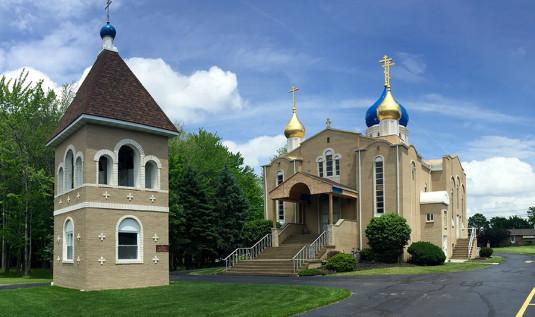 Свято-Сергиевский собор в Кливленде