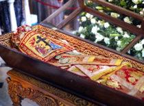 Обретение мощей священномученика Владимира, митрополита Киевского (1992)