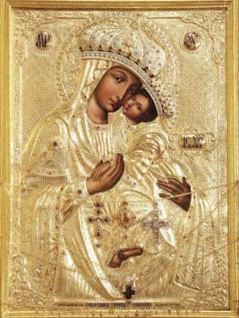 Корецкая икона «Споручница грешных»
