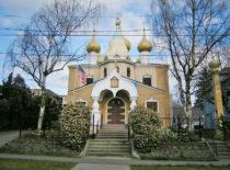 Николаевский кафедральный собор в Сиэтле