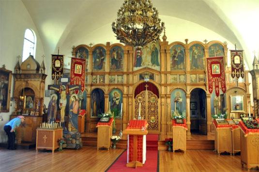 Николаевский кафедральный собор в Сиэтле (St. Nicholas Cathedral in Seattle)