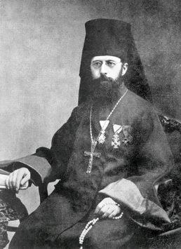 Преподобный Севастиан Джексонский