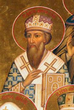Святитель Фотий, митрополит Киевский
