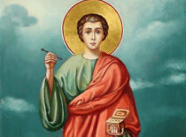 Святой великомученик Пантелеимон Целитель (+305)