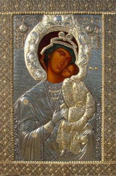 Бачковская икона Божией Матери