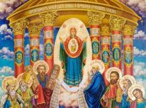 Икона Святой Софии Премудрости Божией (Киевская)
