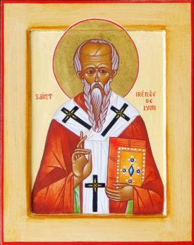 Священномученик Ириней Лионский