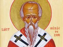 Священномученик Ириней Лионский (+202)