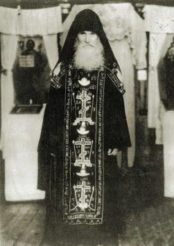 Перенесение мощей преподобного Кукши Одесского