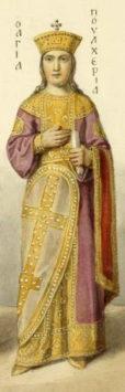 Благоверная царица Пульхерия