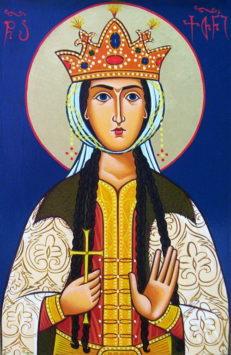Мученица Кетевана, царица Катехинская