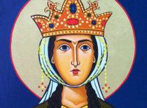 Мученица Кетевана, царица Катехинская (+1624)