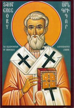 Святитель Григорий, просветитель Великой Армении