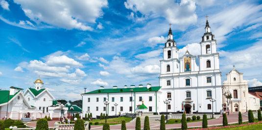Святая княгиня София Слуцкая (+1612). Минский кафедральный собор