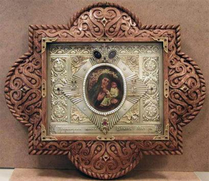 Зверинецкая иконы Божией Матери