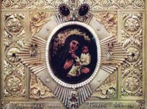 Зверинецкая икона Божией Матери