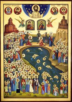 100 тысяч мучеников Тбилисских