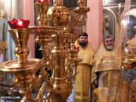Благочинный Нью-Йоркского округа с паломнической поездкой посетил святые места России