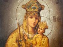 Белыничская икона Божией Матери