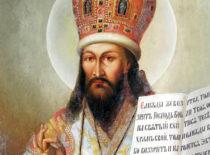 Святитель Димитрий Ростовский (+1709)