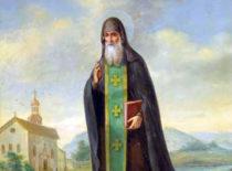 Преподобный Варлаам Печерский (+1065)