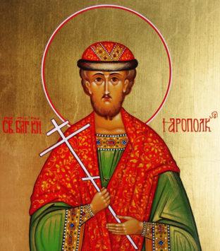 Благоверный Ярополк, князь Владимир-Волынский
