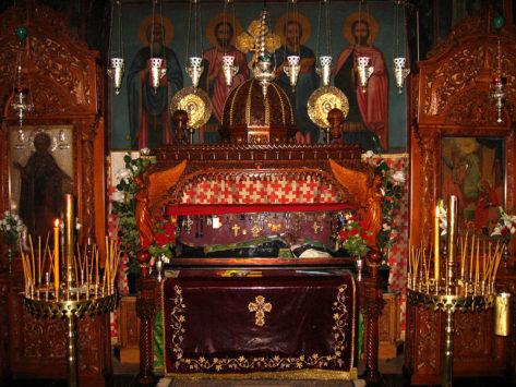 Преподобный Савва Освященный (+532)