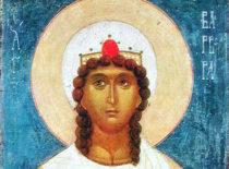 Великомученица Варвара (+306)