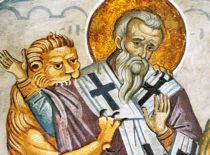 Священномученик Игнатий Богоносец (+107)