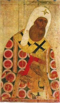 Святитель Петр, митрополит Киевский (+1326)