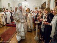 Нью-Йорк: Русские и сербские верующие впервые совместно встретили Пасху