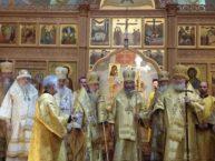 15 июня – Мюнхен: Освящением Кафедрального собора Германско-Берлинской епархии завершился Архиерейский Собор РПЦЗ