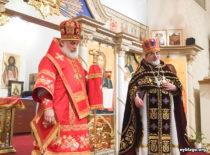 АНОНС. 10 сентября Божественную литургию в Бруклинском соборе возглавит архиепископ Гавриил