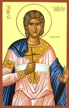 Мученик Иакинф Каппадокийский (+108)