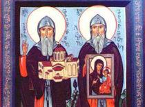 Преподобные Иоанн и Гавриил Святогорцы (ХI в.)