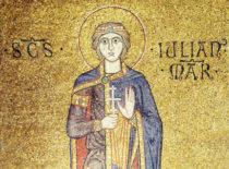 Мученик Юлиан Тарсийский (+305)